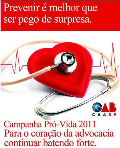 5eca5de56 Começou no dia 11 de julho a Campanha Pró-Vida 2011